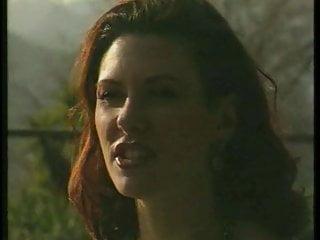 Name of Redhead Brunette Pornstar talking to Olivia XXX ?