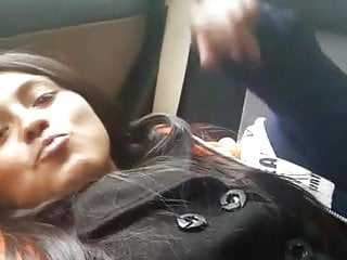 Desi girl fuck in car