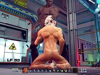 Gay bodybuilder fucks 3 porn yaoi porn...
