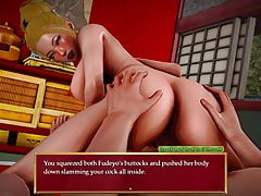 Wicked Rouge - Intimating with Mei, the hot redhead (48)