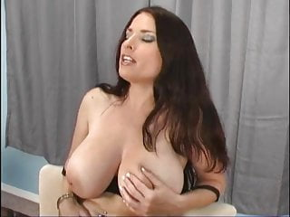 Lez FemDom Face Sitting Big Tits, Goldie n Charlie