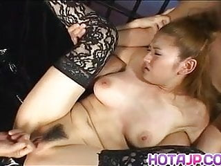 Ayaka rmeoves undies for a smashing fuc - More at hotajp.com