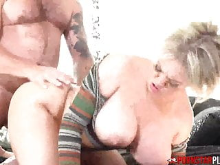 PORNSTARPLATINUM Bombshell horny mom Dee Williams Banging Cowgirl